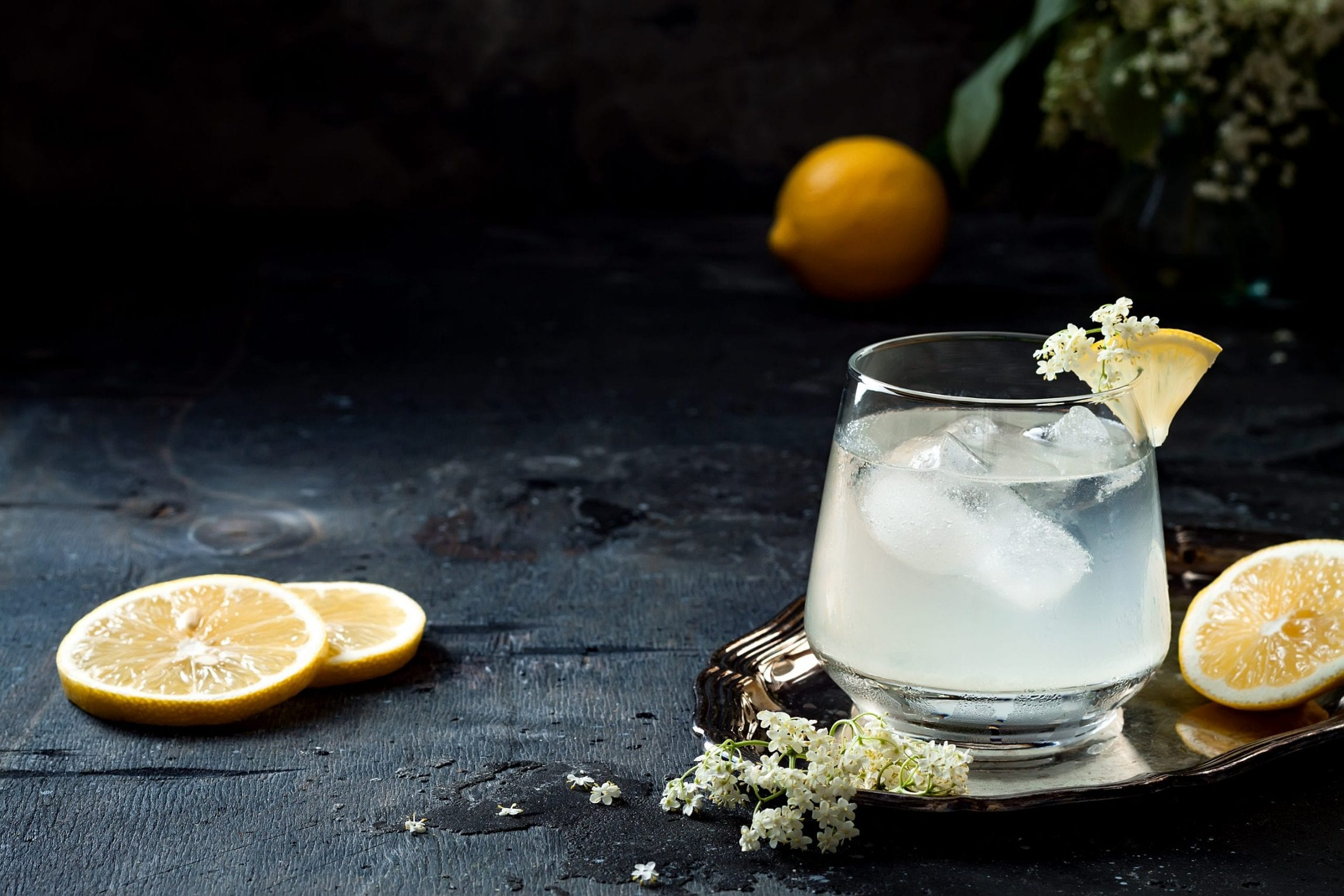 Spirit of Wales Limited Release Distillation first release Welsh Gin Elderflower Royal cocktail - Gin a day May