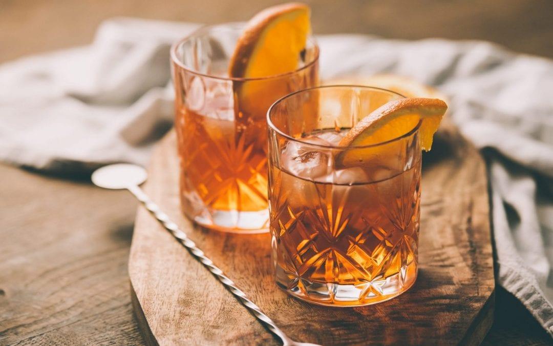 Earl Grey–Infused Gin