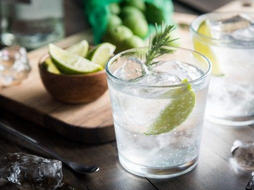 Welsh Vodka & Tonic