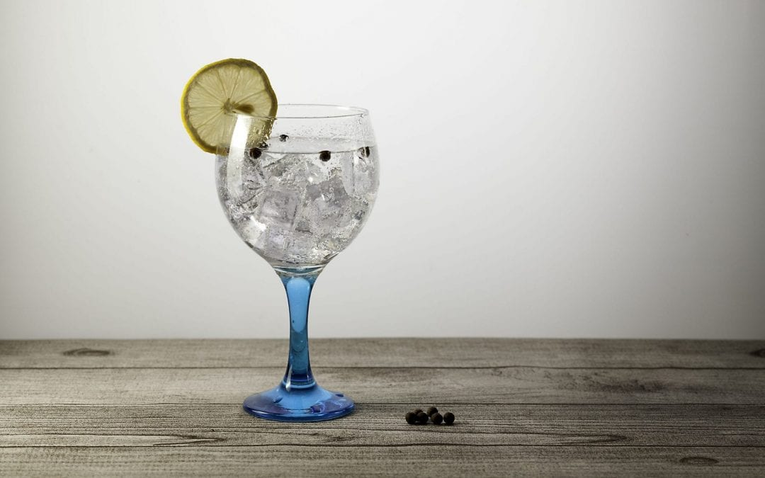 Welsh Gin and Tonic