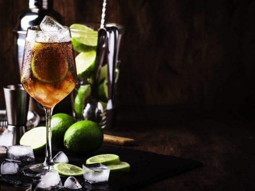 Gin Cuba Libre