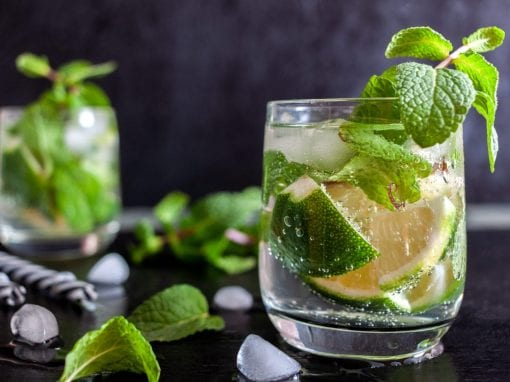 Summer Rum Cooler