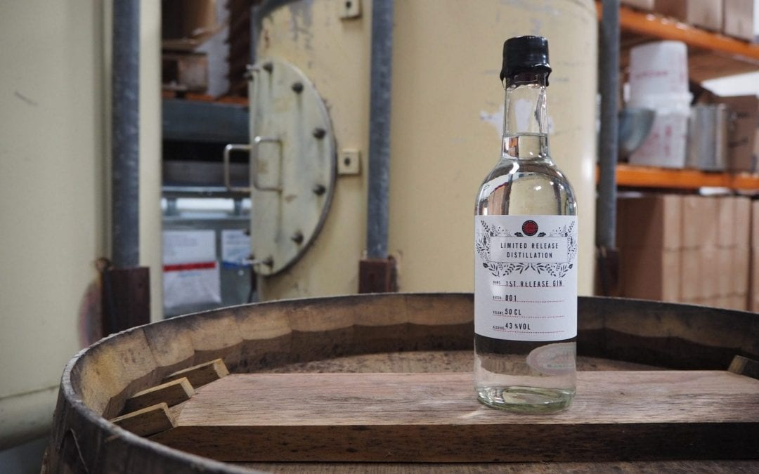 The Spirit of Wales Distillery releases its first contemporary Welsh Gin in Newport, South Wales.