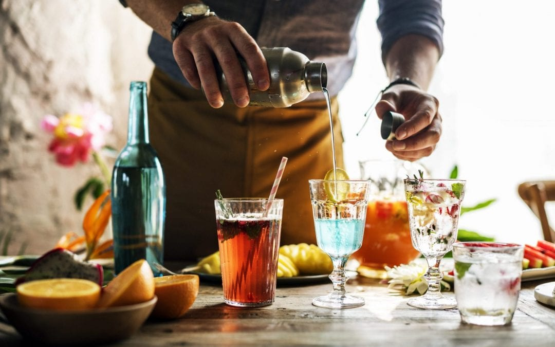 Cocktail Time – 5 Welsh drinks to try this weekend!