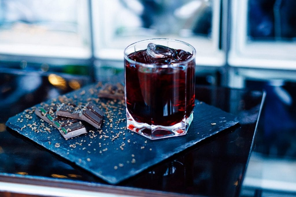 Spirit of Wales Gin and Chocolate Pairing for World Cocktail Day