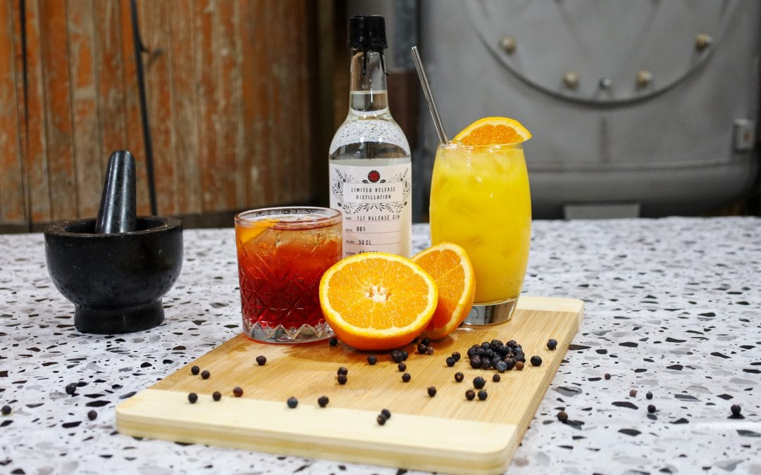 Gin Cocktails To Try This World Gin Day!