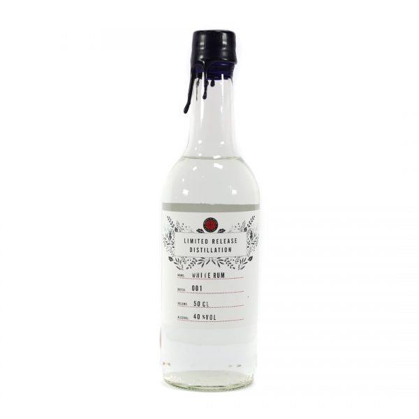 Spirit of Wales Distillery Release White Welsh Rum - 50cl