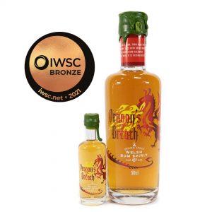 Dragon's Breath Spiced Rum