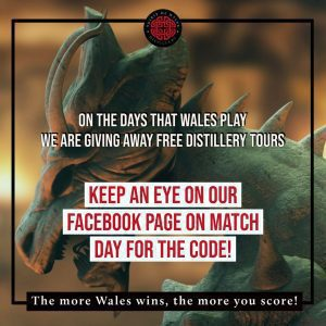 Euro 2020 Deals from the Spirit of Wales Distillery Facebook page.