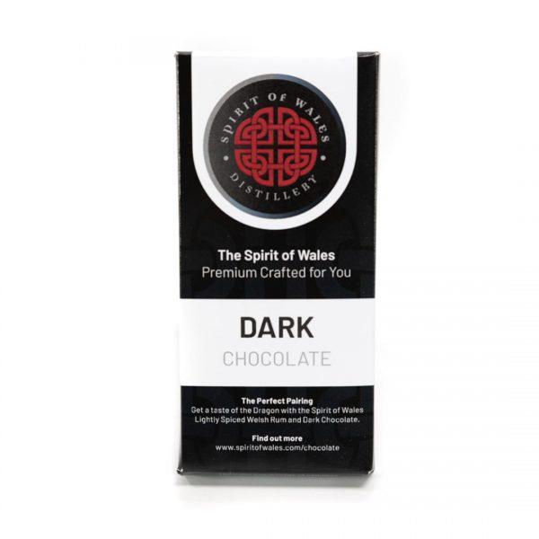 Spirit of Wales Distillery Dark Chocolate