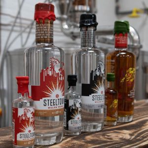 Spirit of Wales Guided Distillery  Tour in Newport