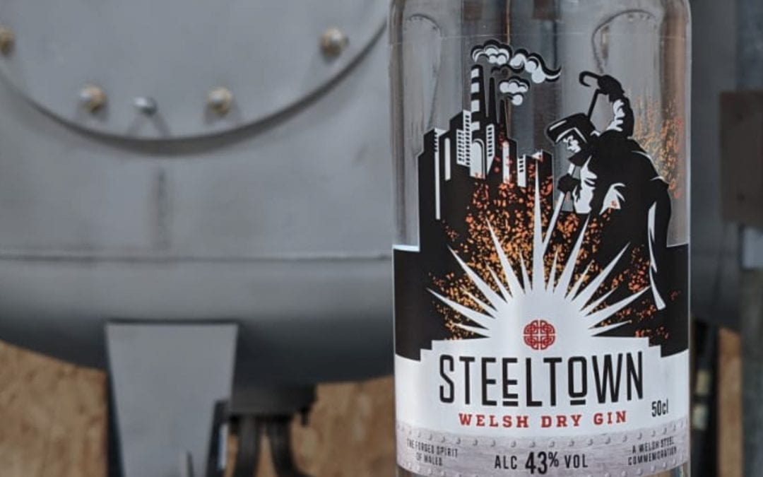World Gin Day Celebrations with Welsh gin!