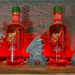 Spirit of Wales Distillery Dragon's Breath Spiced Rum