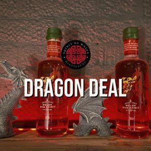 Spirit of Wales Distillery - Dragon Deal