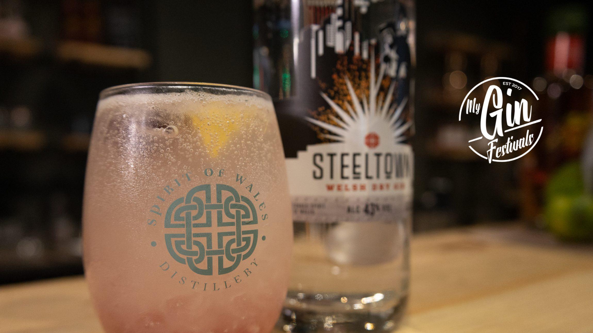 Spirit of Wales Distillery - Steeltown Welsh Gin - My Gin Festivals
