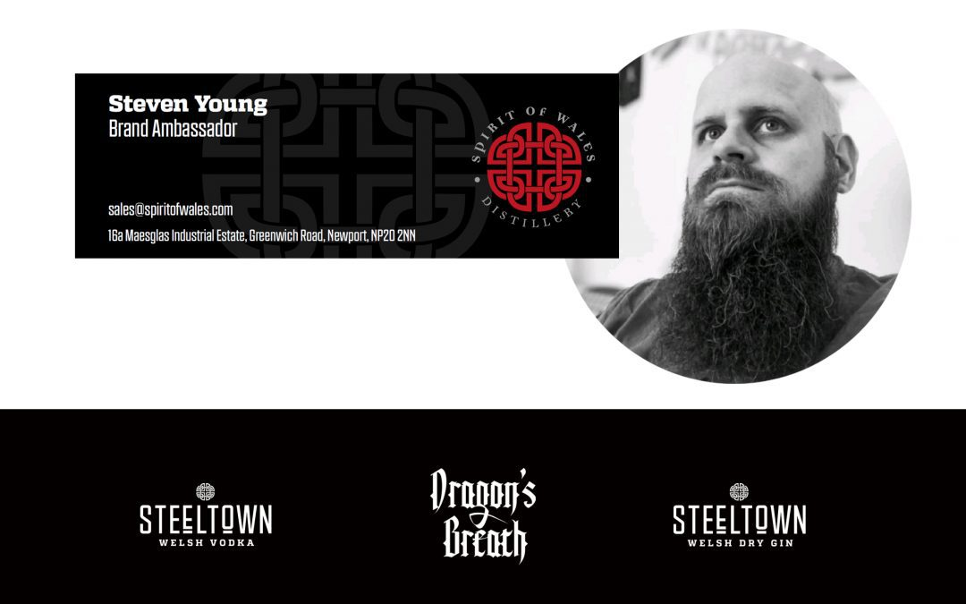 Steven Young joins Spirit of Wales Distillery from Boom Battle Bars.