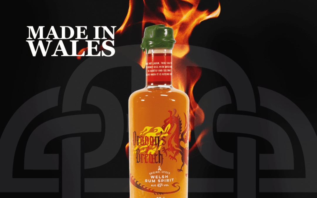 Imbibe with the Spirit of Wales Distillery