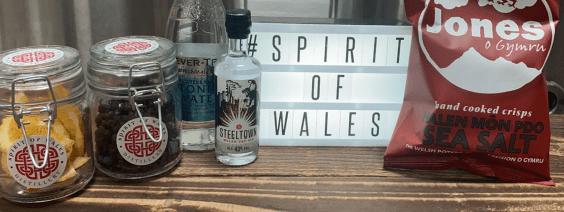 Spirit of Wales Distillery - LIVE Tasting Event - 1 October