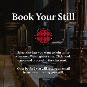 Spirit of Wales Distillery - Make Your Own Rum - Book your Still