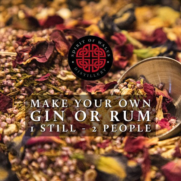 Spirit of Wales Make Your Own Welsh Spirit (for 2 people)